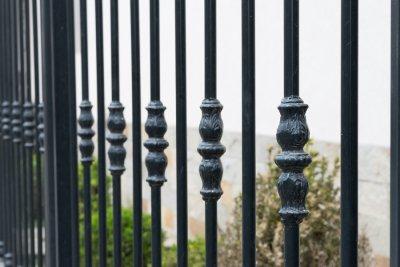 aluminum - fence